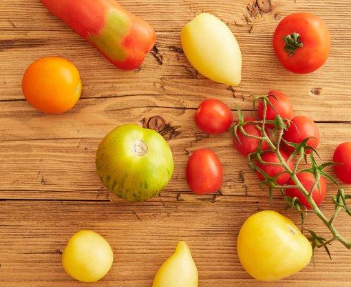 Recepten met tomaten