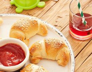 Recept: mini hotdogs