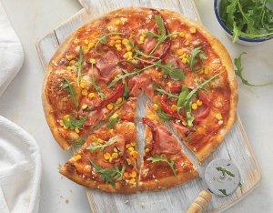 Recept: rustieke pizza Diavolo