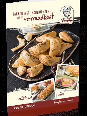 Koken uit de voorraadkast - Gratis receptenboekje