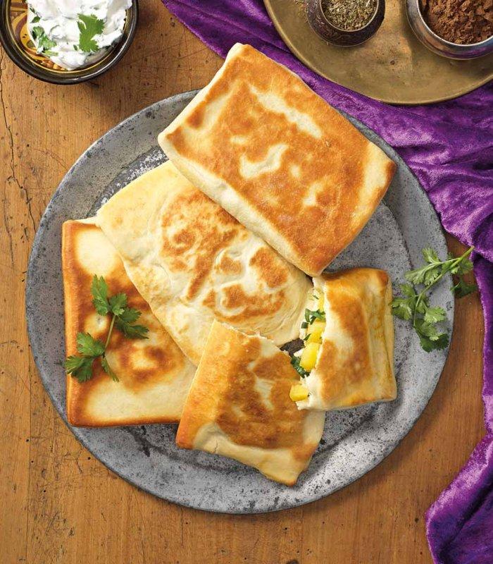 Recept - Aloo Paratha - Tante Fanny