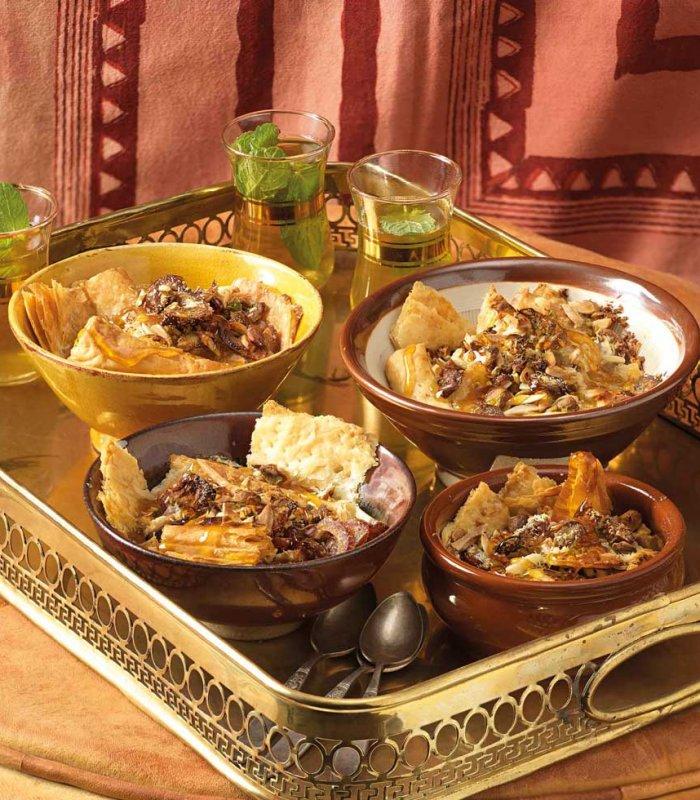Recept - Umm Ali - Tante Fanny