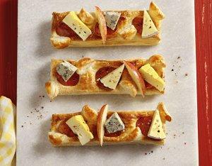 Recept: fingerfood met kaas en chutney