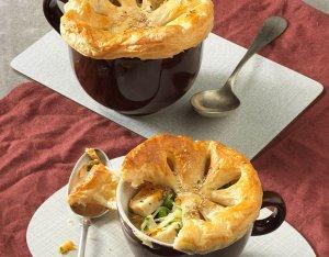 Recept: mini pies met kip